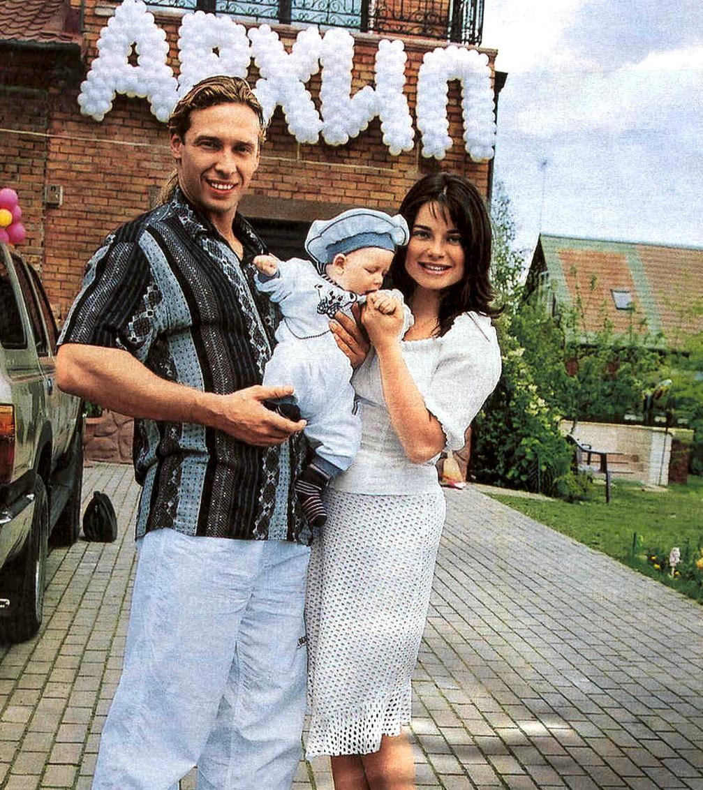 королёва наташа сын фото